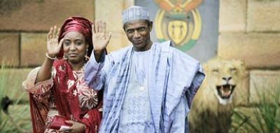 yaradua-and-first-lady2