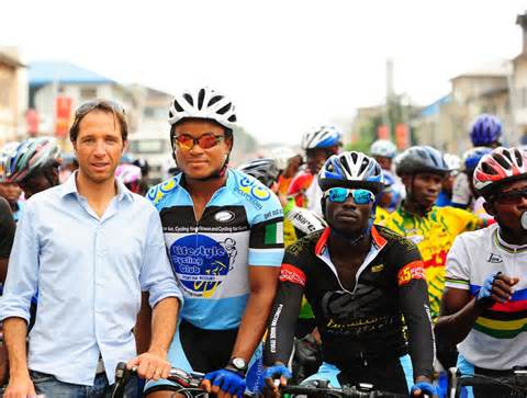 Not Less Than 250 Cyclists Will Take Part in the Lagos Cyclefest.