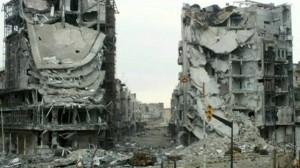 Syria Homs attack