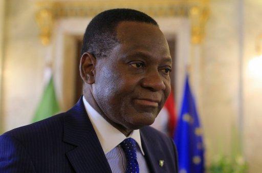 NIGERIA'S MINISTER OF FOREIGN AFFAIRS, AMB. OLUGBENGA ASHIRU