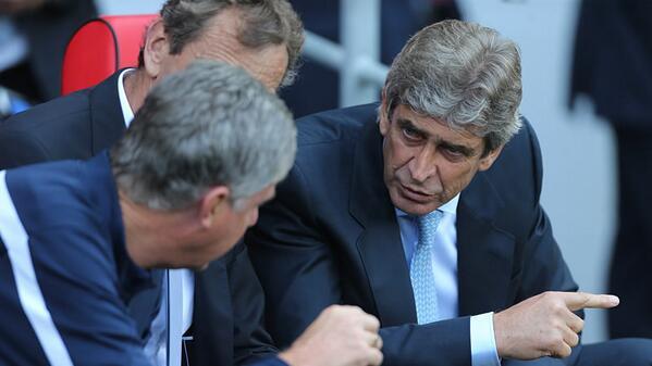 """It's a Pity We Lost""- Manuel Pellegrini."