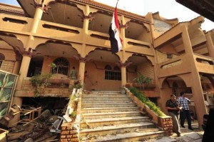 Egyptian consulate libya