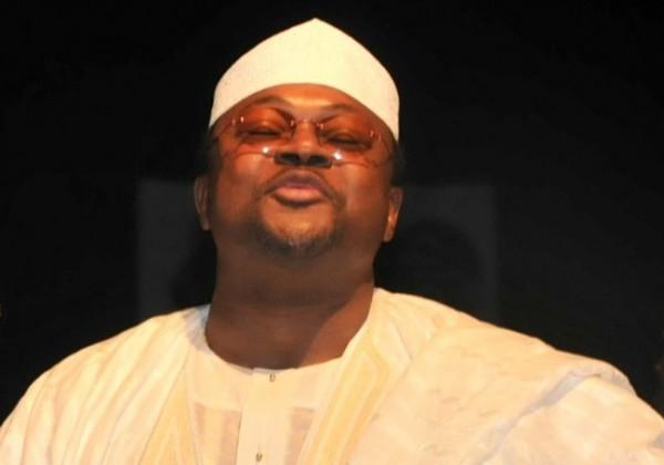 Otunba Mike Adenuga: Special Guest of Honour, Nigeria vs Malawi at the UJ Esuene Stadium Calabar.