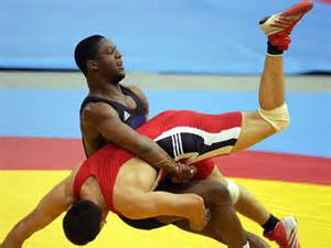 Wrestling has Been Part of the Olympics Since the Ancient Games.
