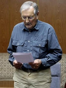 Merrill Newman, detained in North Korea