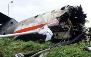 file photo: a crash scene