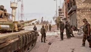 Al-Nusra command room destroyed in al-Qusayr