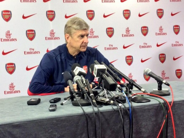 Wenger Says Hull Have Nothing to Lose.