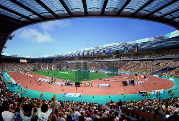 2006 Melbourne Commonwealth Games.