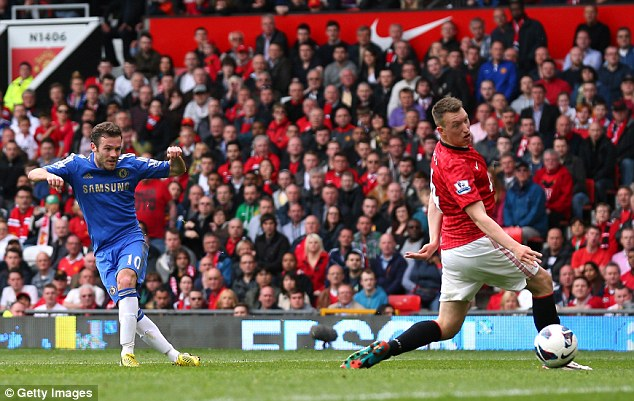 United Bids for Mata.