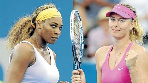 Serena Williams and Maria Sharapova Meets in Brisbane.