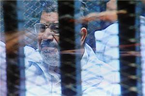 Morsi cage