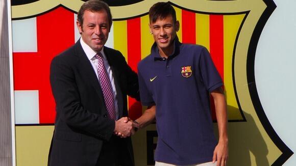 Barca Indicted in Neymar Transfer Saga.