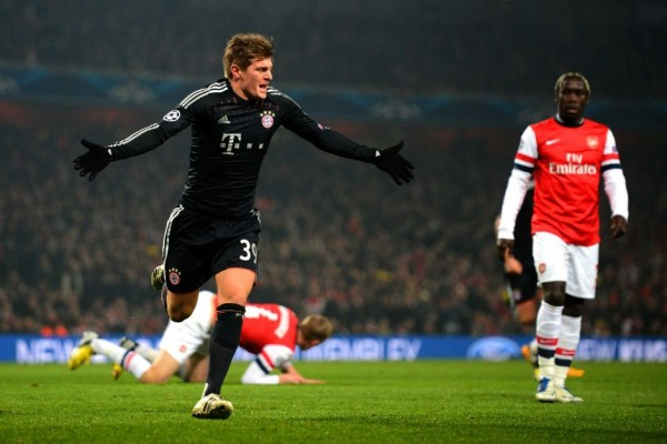 Toni Kroos Has Been a Stand-Out Member of Pep Guardiola Squad, Since the Spaniard Took Over at the Allianz Arena.