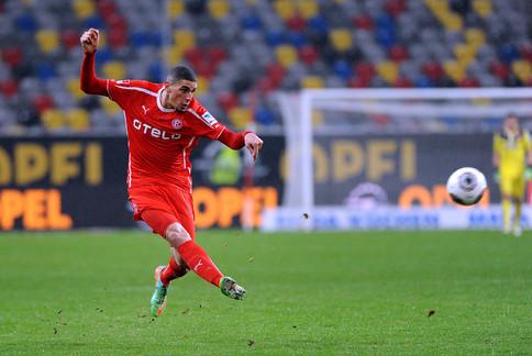 Leon Balogun is a Regular Player at His German Division B Side Fortuna Dusseldorf.
