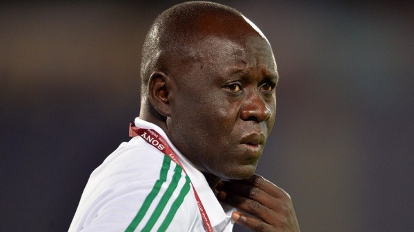 Flying Eagles Coach Manu Garba.