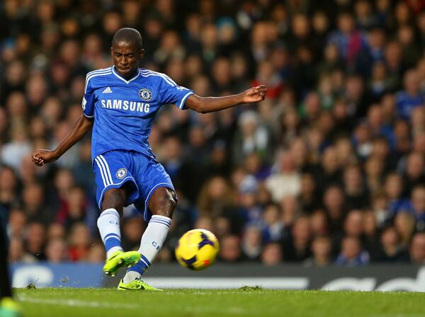 Ramires Receives Four-Match FA Ban for an Off-the-Ball Violent Conduct During Chelsea's Premier League Fixture Against Sunderland on 19 April.