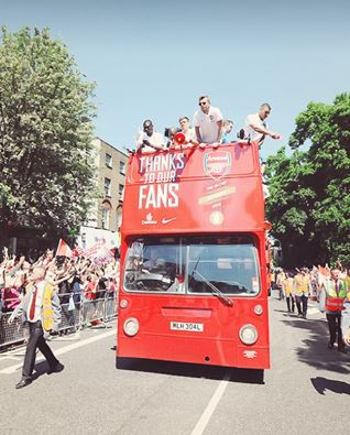 Arsenal Fa Cup Champions