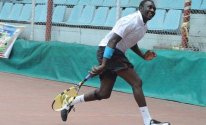 Abdulmumuni Babalola Beat Henry Atseye to Claim the Men's Singles of the CBN Open Championship.