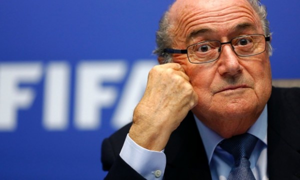 Sepp Blatter Says Fifa's Decision to Award the Hosting Right of the 2022 World Cup to Qatar is an Error.