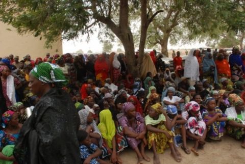 escape-chibok-schoolgirls