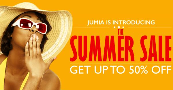 Jumia summer sale