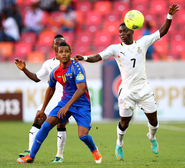 Christian Atsu Started All Three of Ghana Matches at the 2014 World Cup.