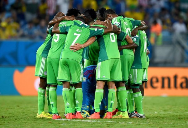 Nigeria Have Won Seven, Drawn and Lost 1 Each, in Their Previous Nine Meetings Against South Africa at Full International Level. Image: Getty.