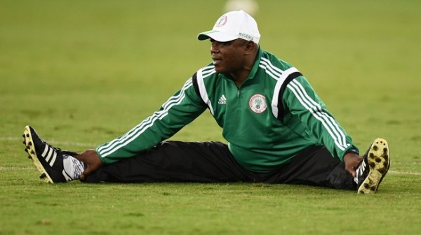 Stephen Keshi Says He Was Never Sacked Because He Had No Contract With NFF. Image: Getty.