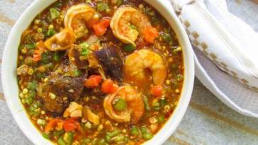 How To Cook A Delicious Pot Okra Soup