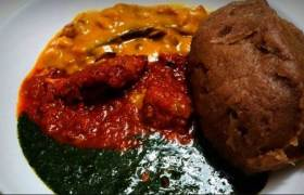 "How To Cook The ""Perfect"" Amala and Ewedu Soup"