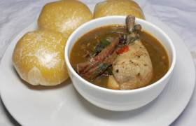 How To Cook Nsala Soup [White Soup]
