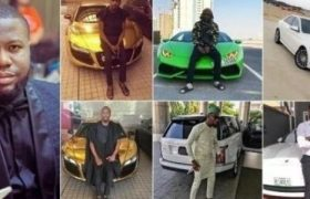Top 20 Richest Yahoo Boys in Nigeria And Their Networth