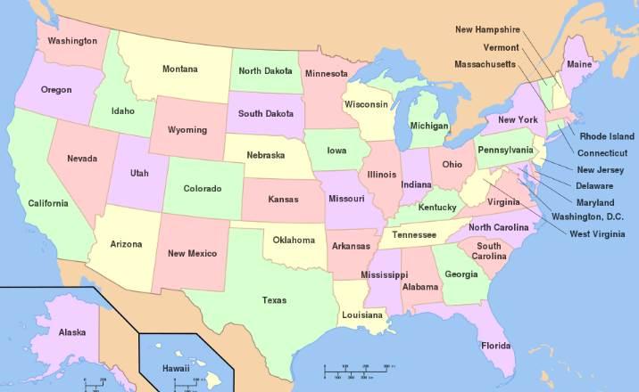 USA ZIP Codes