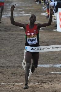 Japhet Korir crossed the line in Bydogoszcz