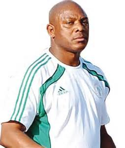 Keshi Assures Nigerians Eagles will Make it to Brazil 2014.