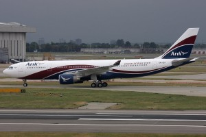 Arik Air aircraft