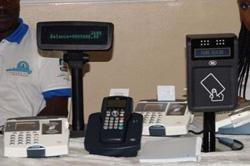Equipment for e-ticketing