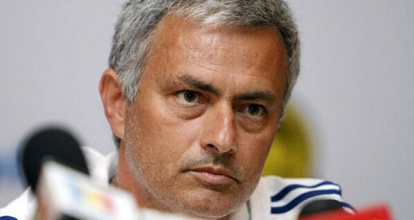 """Jose Mourinho Says """"I'M Unlucly"""" After Losing the Uefa Super Cup to Bayern Munich."""
