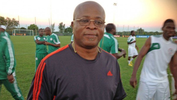 Chief Emeka Inyama, NFF ExCo Member.