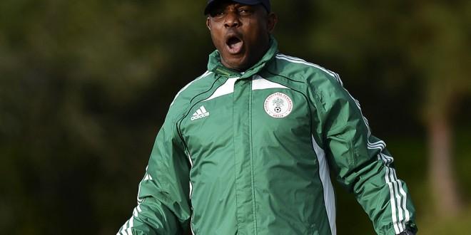 Stephen Keshi Shocked by Fifa Rankings.