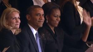Obama and Michelle