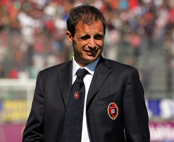 AC Milan Sacks Massimiliano Allegri A Day After the Disappointing Loss to Sassuolo.