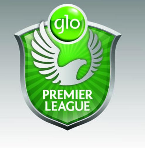 Glo Premier League Logo.