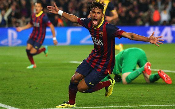 Neymar Returned Barca Back to Business at the Camp Nou.