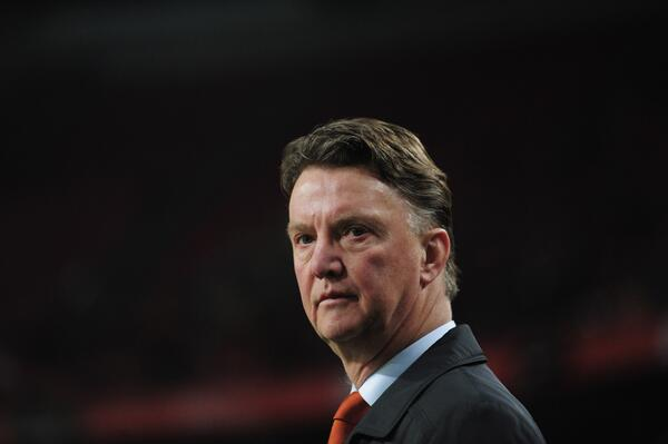 Louis van Gaal Says Manchester United are the Biggest Club in the World.