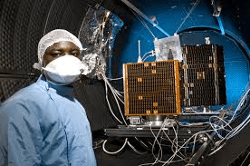 Nigeria Satellite