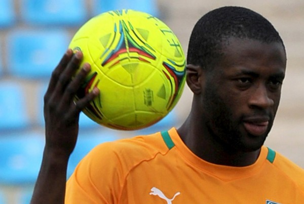 Yaya Toure To Miss Few Days of Ivory Coast World Cup Preparation While Receiving Treatment on Injury .