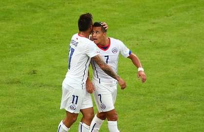 Sanchez for Chile
