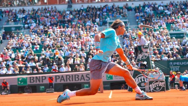 Rafael Nadal Faces David Ferrer in a Repeat of 2013 French Open Final in the Last-Eight.